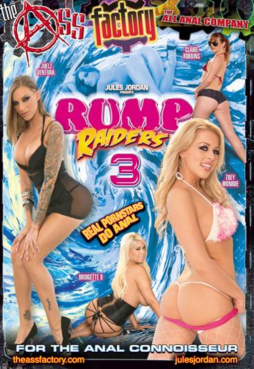Rump Raiders 3 Boxcover