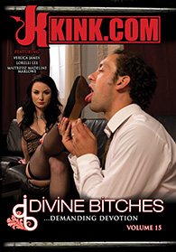 Divine Bitches 15 Boxcover