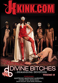 Divine Bitches 18 Boxcover