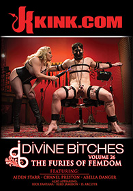 Divine Bitches 26 The Furies of Femdom Boxcover