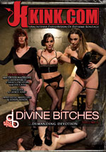 Divine Bitches 3 Boxcover
