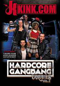 Hardcore Gangbang Parodies 2 Boxcover