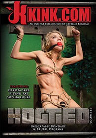Hogtied 11 Boxcover