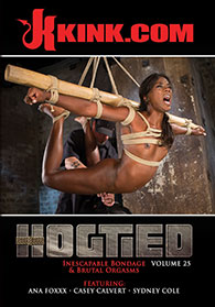 Hogtied 25 Boxcover