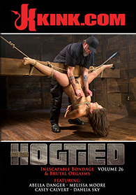 Hogtied 26 Boxcover
