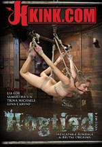 Hogtied 4 Boxcover