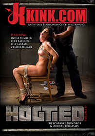 Hogtied 8 Boxcover