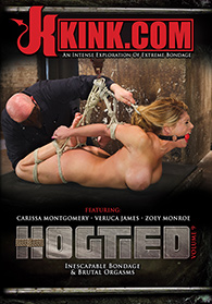 Hogtied 9 Boxcover