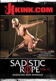 Sadistic Rope 12 Boxcover
