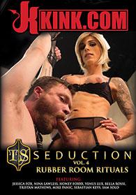 TS Seduction 4 Rubber Room Rituals Boxcover