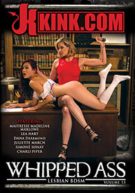 Whipped Ass 13 Boxcover