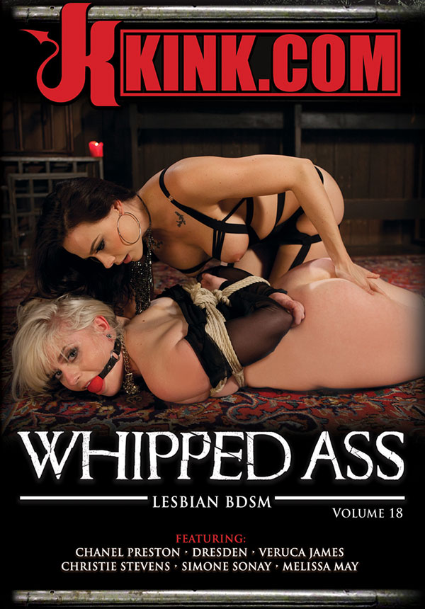 Whipped Ass 18 Boxcover