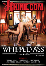 Whipped Ass 19 Boxcover