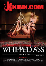 Whipped Ass 20 Boxcover