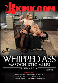 Whipped Ass 21 Boxcover