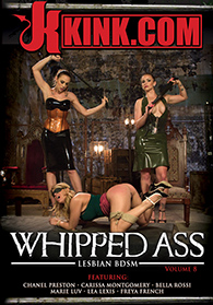 Whipped Ass 8 Boxcover