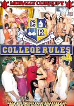 College Rules 4 Boxcover