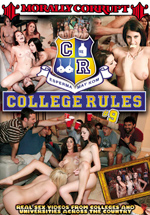 College Rules 9 Boxcover