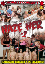 Haze Her Boxcover