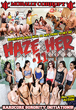 Haze Her 11 Boxcover