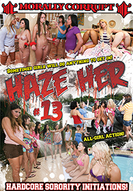 Haze Her 13 Boxcover
