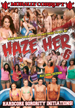 Haze Her 6 Boxcover