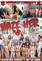 Haze Her 8 Boxcover