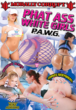 Phat Ass White Girls Boxcover
