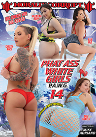 Phat Ass White Girls 14 Boxcover