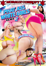 Phat Ass White Girls 2 Boxcover