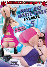 Phat Ass White Girls 5 Boxcover